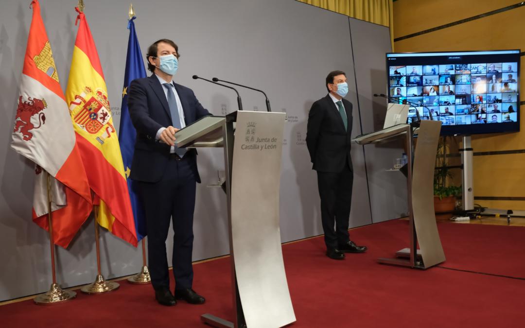 La Junta de Castilla de León anima a las empresas a aprovechar los fondos europeos para la digitalización y la sostenibilidad