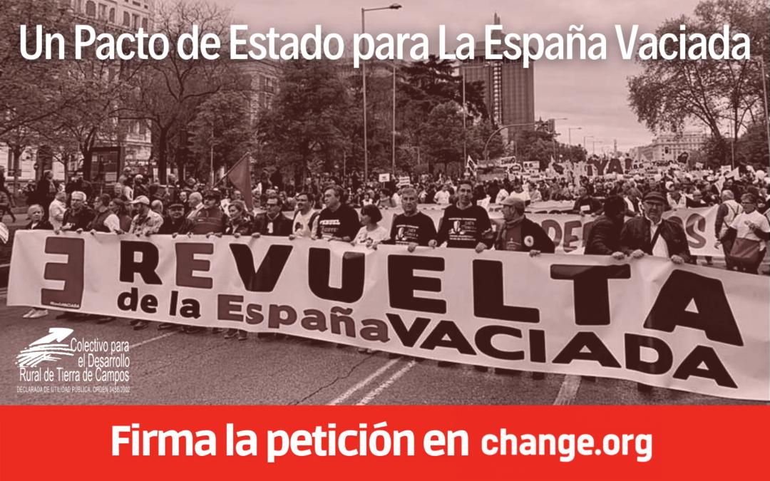 Un Pacto de Estado para La España Vaciada