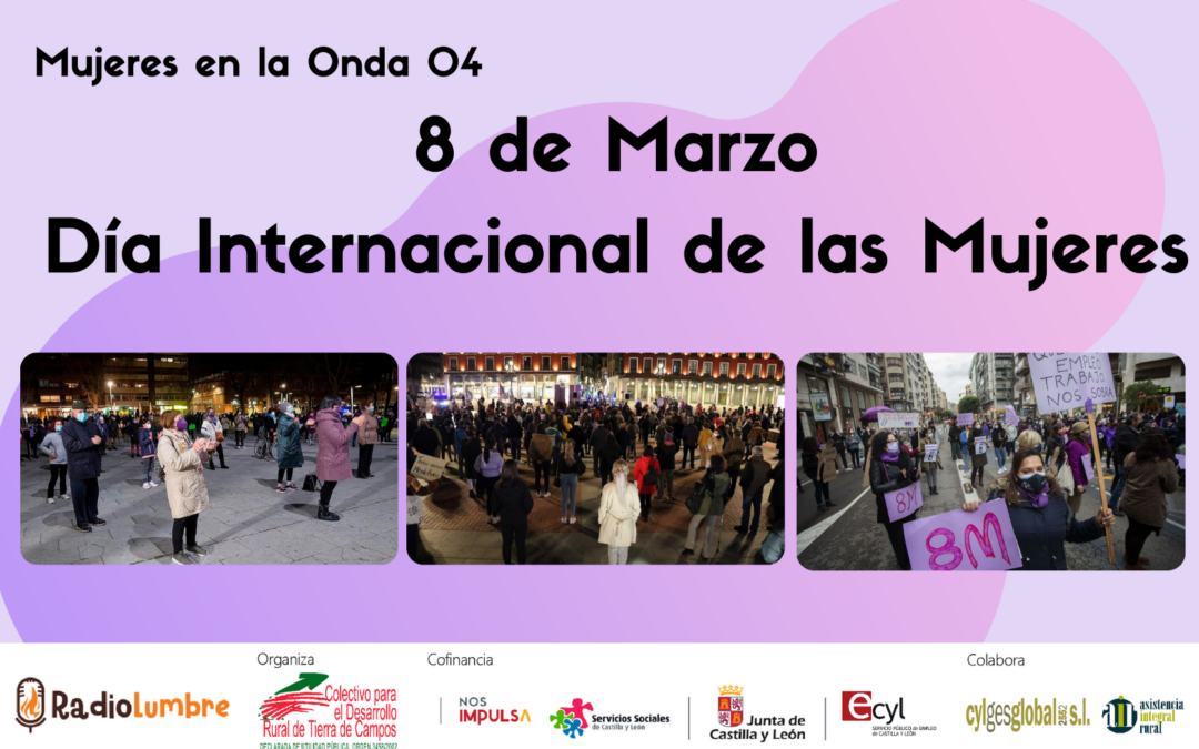 8M Día Internacional de las Mujeres