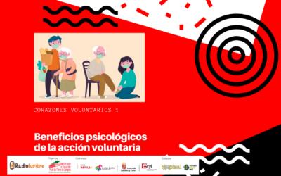 Beneficios psicológicos de la acción voluntaria