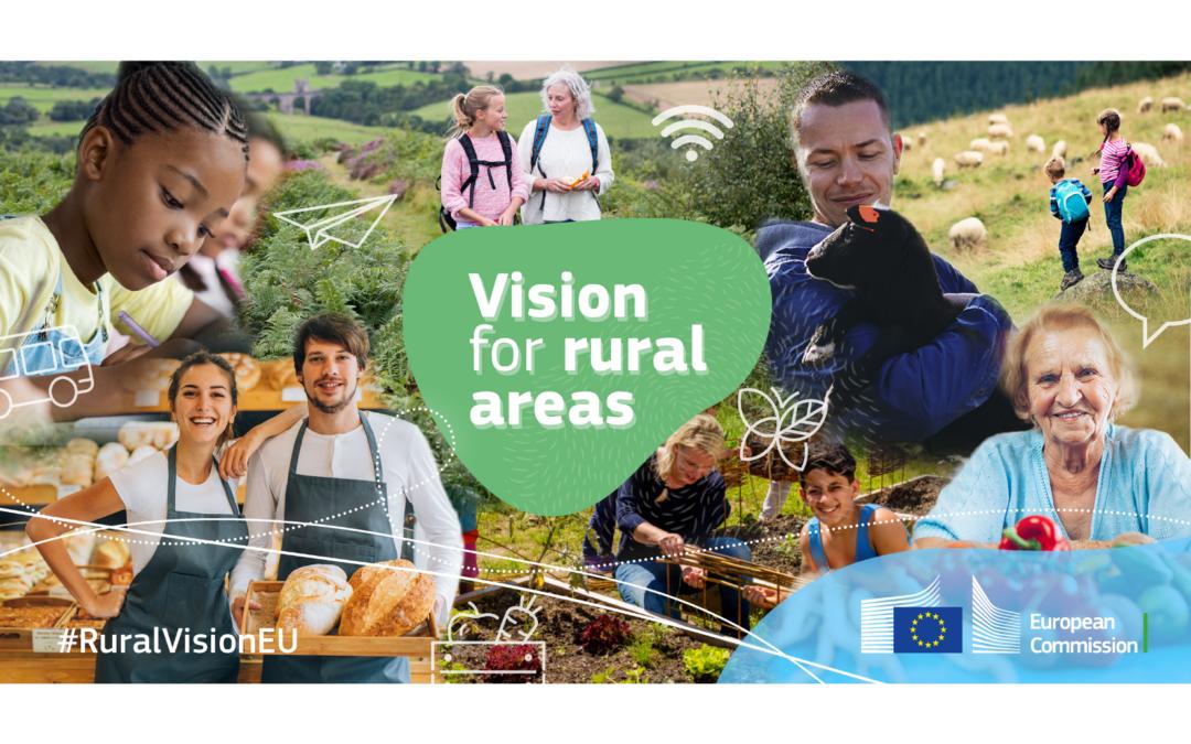 Los territorios hablan sobre su visión a largo plazo de las áreas rurales