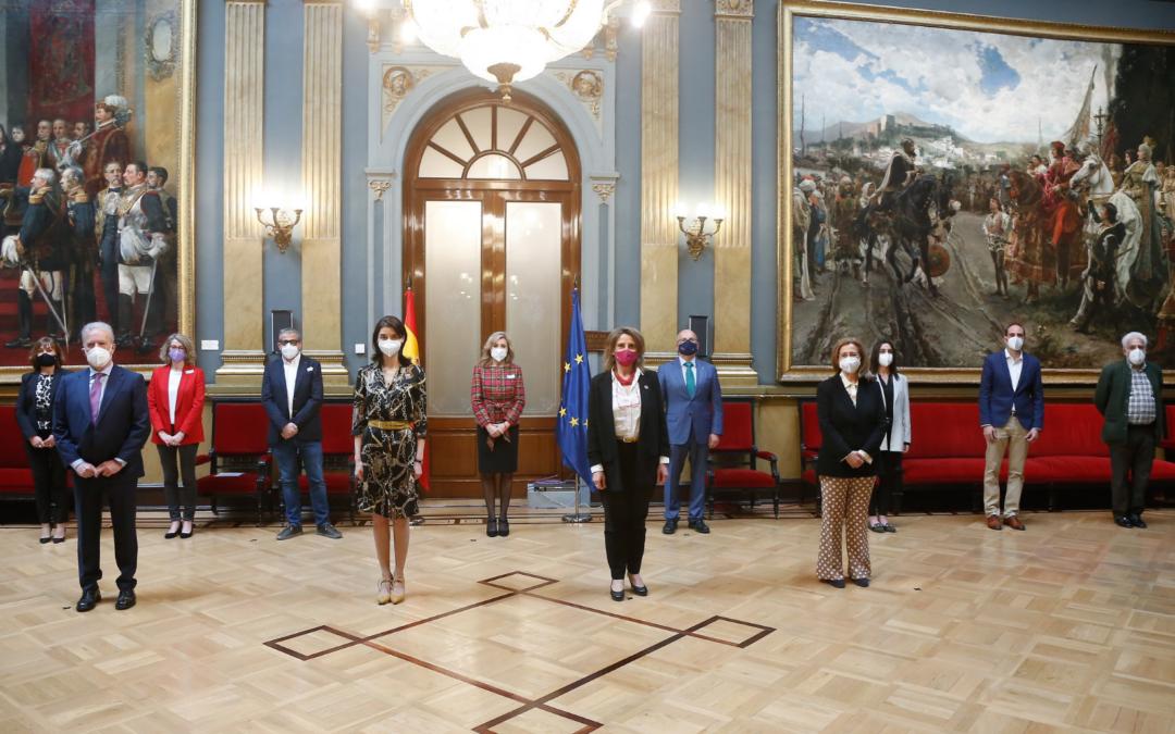 Teresa Ribera anuncia la creación del Foro Permanente para el Reto Demográfico