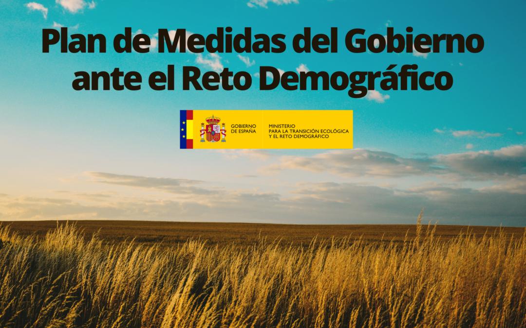 El MITECO publica el 'Plan de Recuperación: 130 medidas frente al Reto Demográfico'