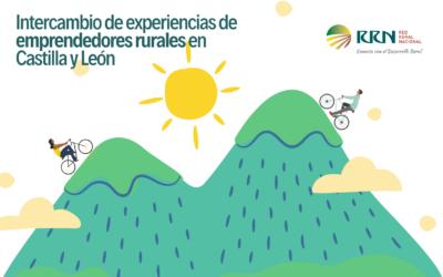 La Red Rural Nacional organiza una jornada para conocer experiencias de emprendedores rurales en Castilla y León