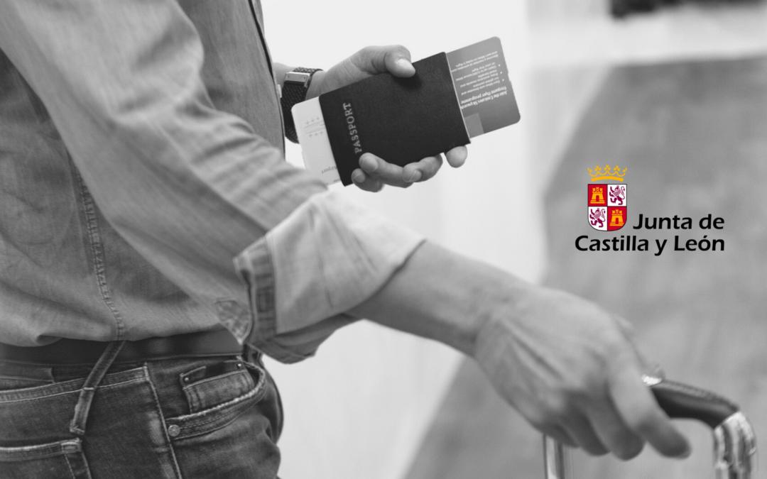 La Junta de Castilla y León convoca el programa de ayudas para el retorno a Castilla y León 'Pasaporte de vuelta'