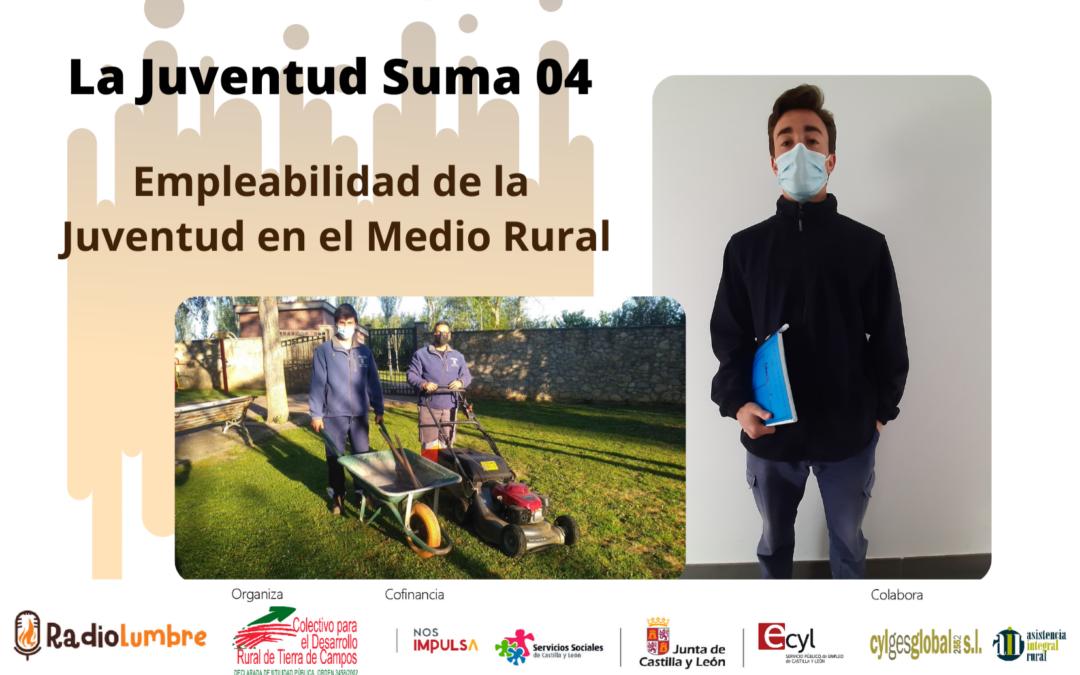 Empleabilidad de la juventud en el medio rural