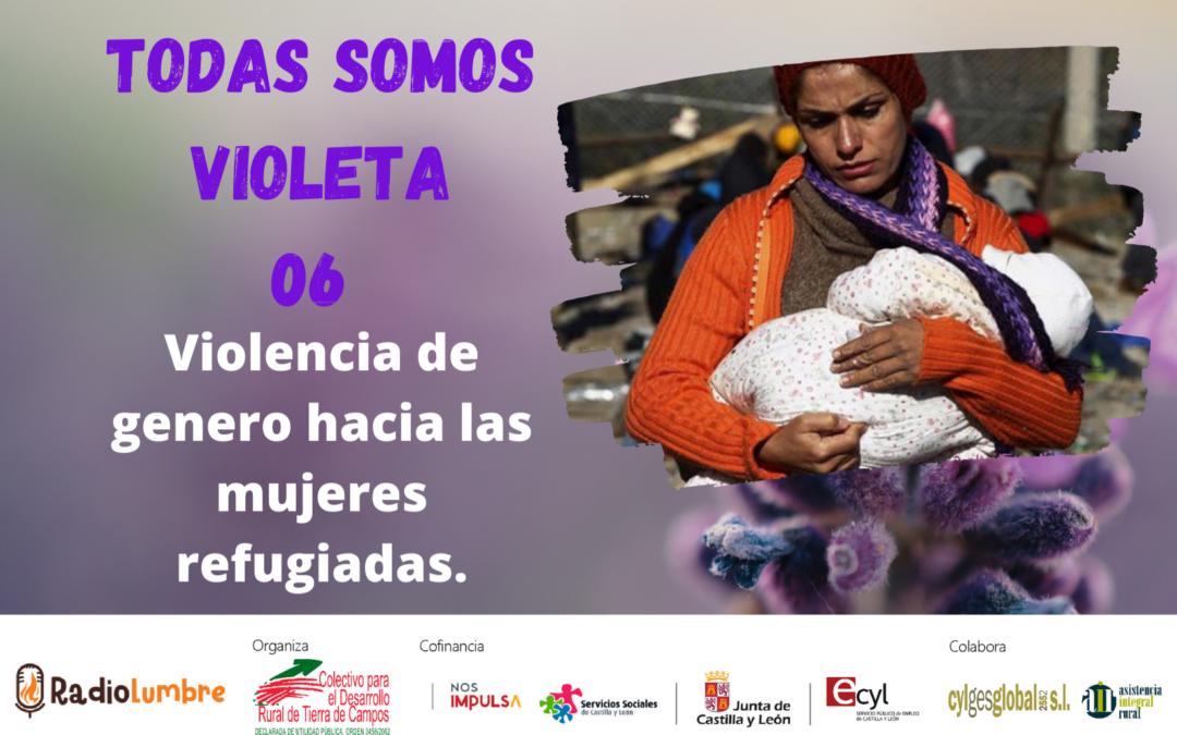 Violencia de género en los campos de refugiad@s
