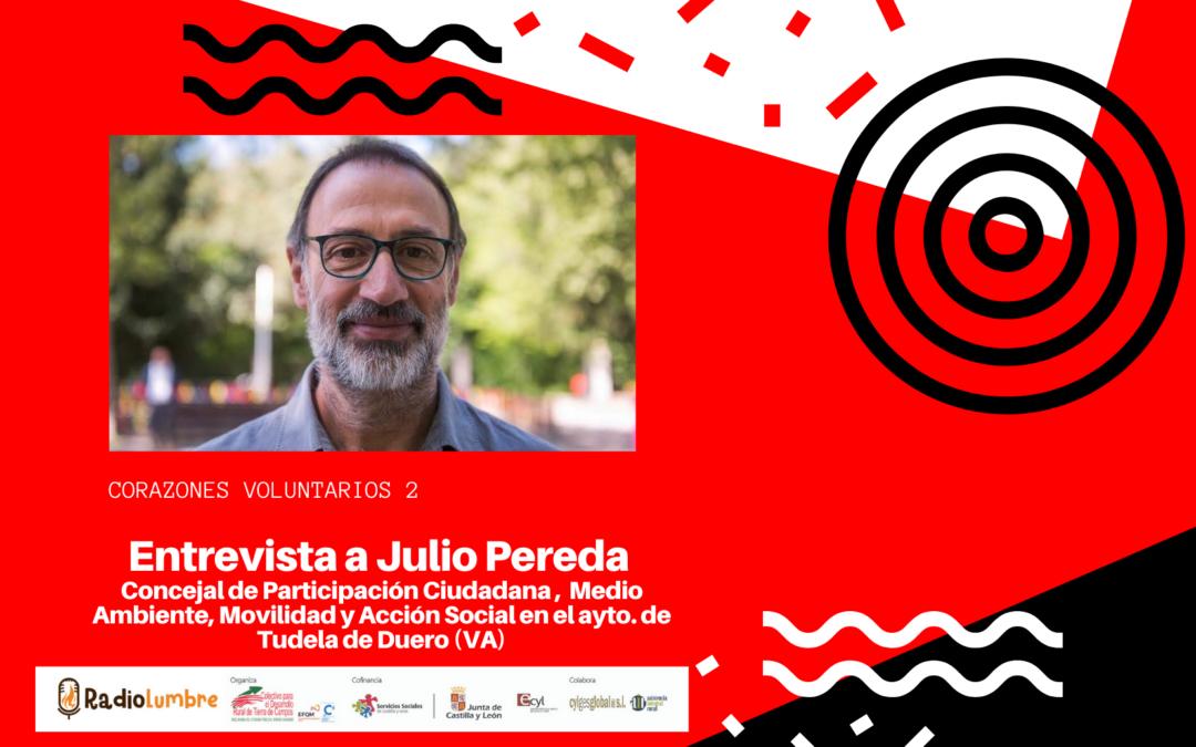 Entrevista a Julio Pereda