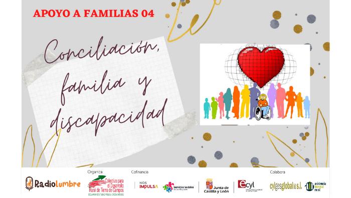 Conciliación, familia y discapacidad