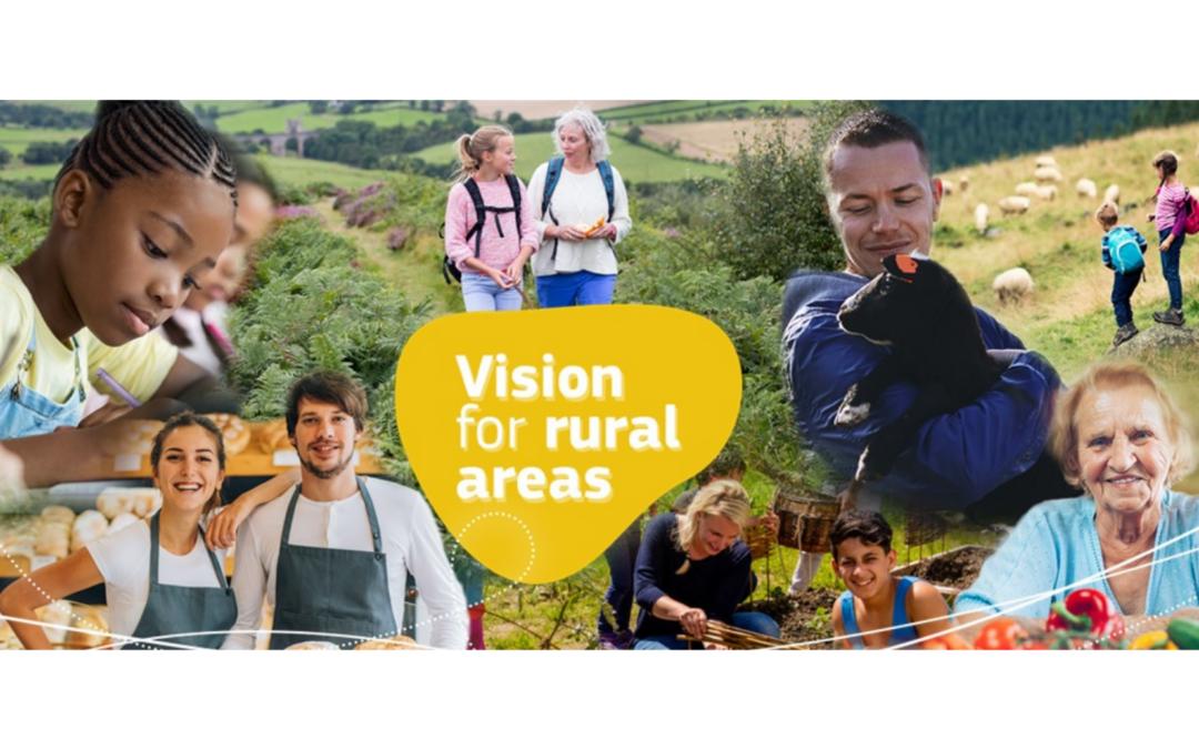 Visión a Largo Plazo para las Zonas Rurales: por unas zonas rurales de la UE más fuertes, conectadas, resilientes y prósperas