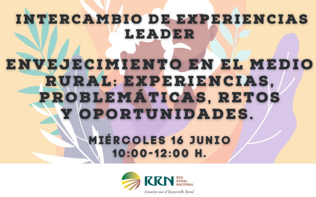 El Colectivo Tierra de Campos participa en la jornada estatal sobre LEADER y envejecimiento en el medio rural