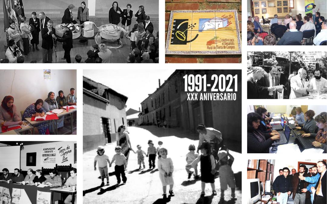 30 años trabajando por un medio rural vivo