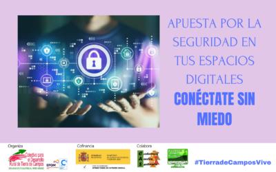 Seguridad en los espacios digitales