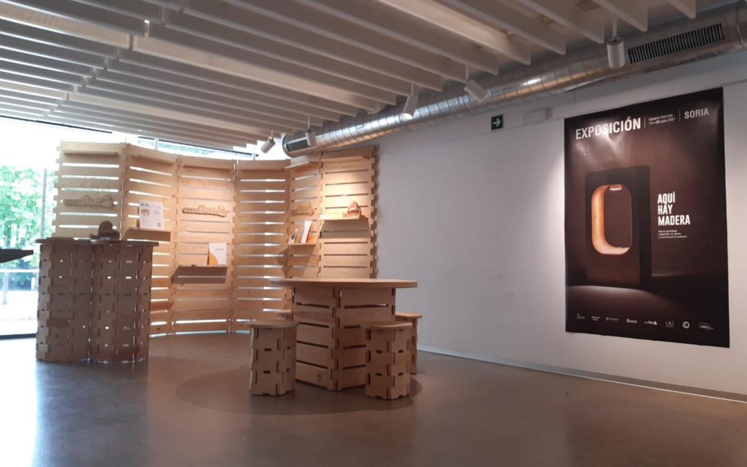 La madera soriana busca «su oportunidad de futuro» en jóvenes que aporten innovación y diseño