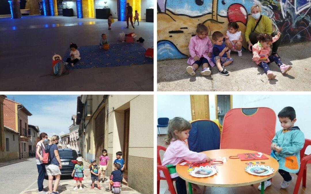 Finaliza la atención educativa en casa para niñas y niños de 1 a 3 años