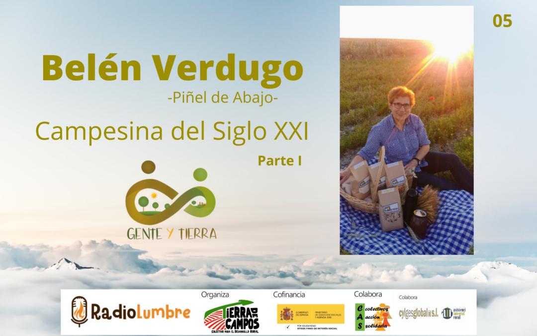 Entrevista a Belén Verdugo