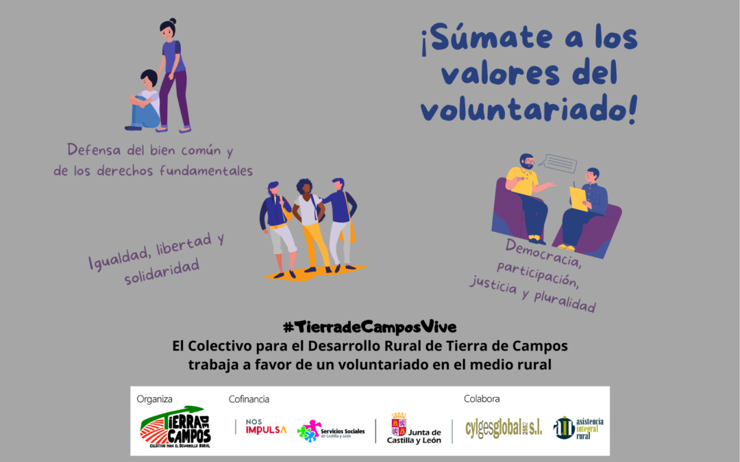 Valores del voluntariado