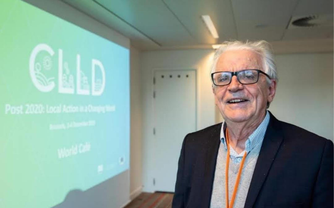 Yves Champetier, uno de los grandes expertos europeos sobre desarrollo rural: «LEADER necesita rejuvenecer y reinventarse para el futuro»
