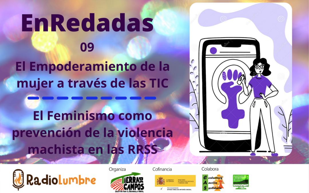 Empoderamiento femenino a través de las TIC