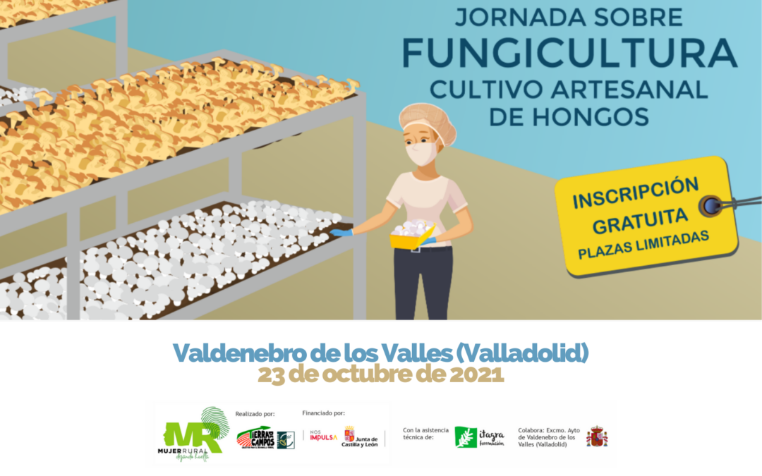 Jornada sobre Fungicultura. Cultivo artesanal de hongos