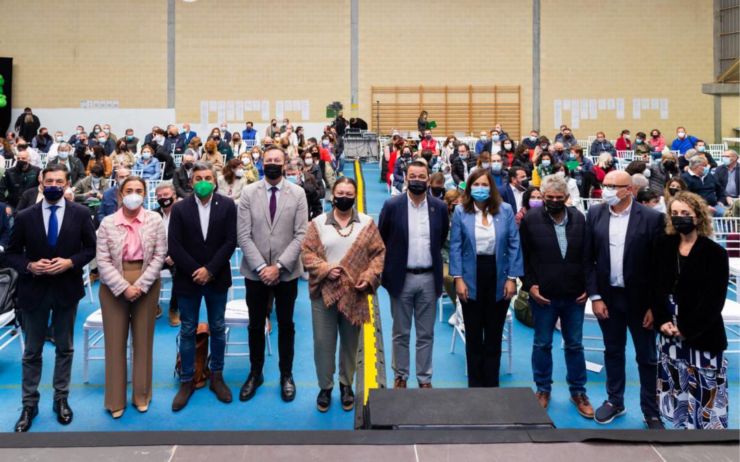 Castilla y León participa en la celebración de los treinta años de los fondos LEADER